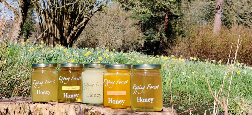 Local Essex Honey, Raw Local Honey Essex
